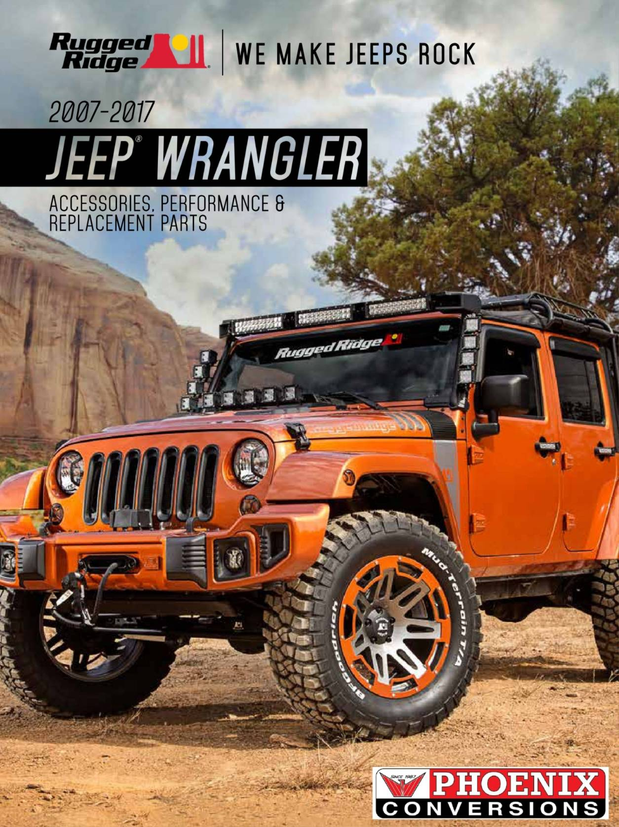 Omix-ada jeep wrangler JK part 2017