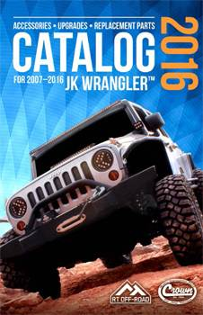 Crown Jeep jk parts