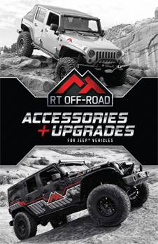 RT Offroad jeep parts