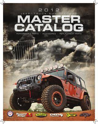 Omix-ada Jeep master parts